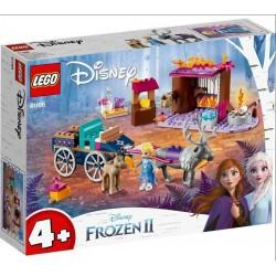 LEGO 41166 DISNEY FROZEN 2 PRINCESS ELSA E IL TRASPORTO DI RENNE - OTT 2019