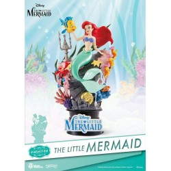 THE LITTLE MERMAID  D-SELECT PVC DIORAMA LA SIRENETTA 15 CM BKDDS-012