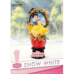 SNOW WHITE AND THE SEVEN DWARFTS D-SELECT PVC DIORAMA BIANCANEVE E I 7 NANI 15CM