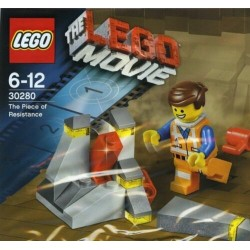 LEGO THE LEGO MOVIE 30280 The Piece of Resistance NUOVO NEW POLYBAG