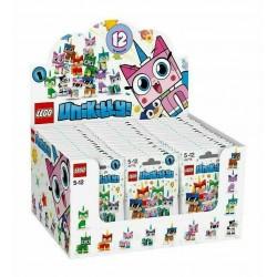 LEGO UNIKITTY 41775 BOX COMPLETO 60 MINIFIGURES CHIUSO SIGILLATO