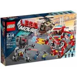LEGO 70813 RINFORZI AL SOCCORSO NUOVO THE LEGO MOVIE NEW RARO