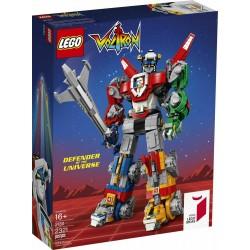LEGO 21311 IDEAS  - 022 VOLTRON AGO 2018