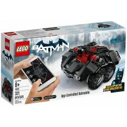 LEGO 76112 BATMAN BATMOBILE TELECOMANDATA SET 2018