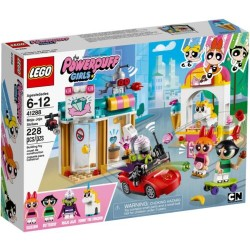 LEGO POWERPUFF GIRLS 41288 L'attacco di Mojo Jojo SET 2018