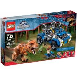 LEGO 75918 JURASSIC WORLD T-REX TRACKER NUOVO RARO