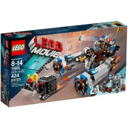 LEGO 70806 LA CAVALLERIA DEL CASTELLO NUOVO THE LEGO MOVIE NEW RARO