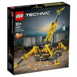 LEGO 42097 GRU CINGOLATA COMPATTA TECHNIC AGO 2019