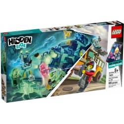 LEGO 70423 AUTOBUS DI INTERCETTAZIONE PARANORMALE 3000 HIDDEN SIDE AGO 2019