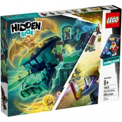 LEGO 70424 ESPRESSO FANTASMA HIDDEN SIDE AGO 2019