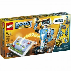 LEGO 17101 BOOST CREATIVE TOOLBOX ROBOTTINO - USATO - N