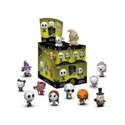 NIGHTMARE BEFORE CHRISTMAS FUNKO POP MYSTERY MINIS BOX COMPLETO DI 12 PERSONAGGI