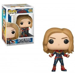 FUNKO POP 425 - CAPTAIN MARVEL - 10 CM VINYL FIGURE