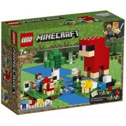 LEGO 21153 FATTORIA DELLA LANA MINECRAFT AGO 2019