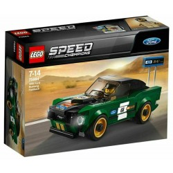 LEGO SPEED CHAMPIONS 75884 1968 Ford Mustang Fastback MAR - 2018