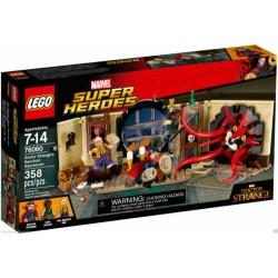 LEGO 76060 Il Sancta Sanctorum del Dottor Strange SUPER HEROES MARVEL DOCTOR