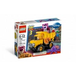 LEGO 7789 TOY STORY AUTORIBALTABILE DI LOTSO - USATO - N