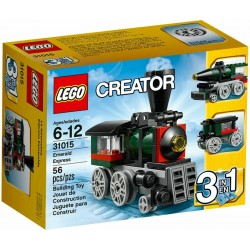 LEGO 31015  CREATOR 3 IN 1 EMERALD EXPRESS