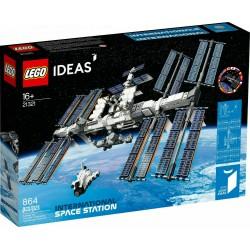 LEGO 21321 IDEAS  29 STAZIONE SPAZIALE INTERNAZIONALE