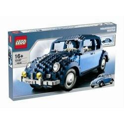 LEGO 10187 WOLKSWAGEN BEETLE NUOVO MISB RARO