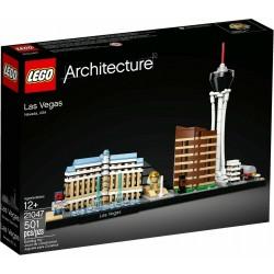 LEGO ARCHITECTURE 21047 LAS VEGAS SET 2018