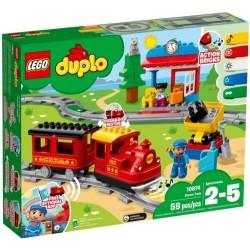 LEGO 10874 DUPLO TRENO A VAPORE SET 2018
