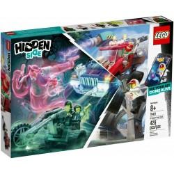 LEGO 70421 LO STUNT TRUCK DI EL FUEGO HIDDEN SIDE AGO 2019