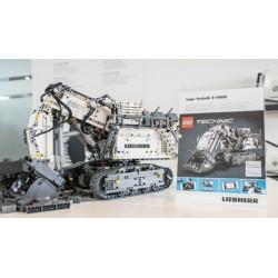 LEGO 42100 ESCAVATORE LIEBHERR R 9800 TECHNIC OTT 2019