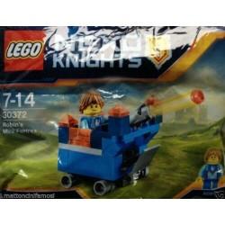 LEGO 30372 NEXO KNIGHTS ROBIN'S MINI FORTEX POLYBAG