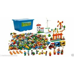 LEGO EDUCATION 9389 Community Starter Set 1907 PEZZI