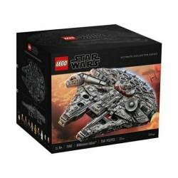 LEGO 75192 STAR WARS MILLENIUM FALCON GUERRE STELLARI 2017 SUBITO DISPONIBILE