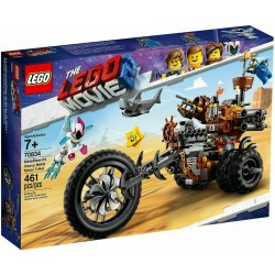 LEGO 70834 THE MOVIE 2 LA TRE-RUOTE HEAVY METAL DI BARBACCIAIO! - 2019