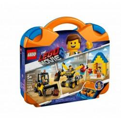 LEGO 70832 THE MOVIE 2 LA SCATOLA DELLE COSTRUZIONI DI EMMET