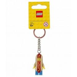 LEGO 853571 Portachiavi UOMO HOT DOG GUY Keyring KEY CHAIN