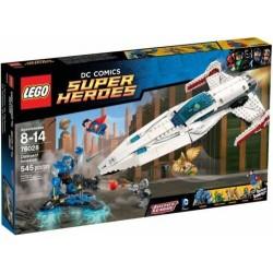 LEGO 76028 SUPER HEROES Darkseid Invasion EXCLUSIVE SET RARE