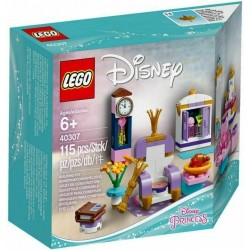LEGO 40307 KIT INTERNO CASTELLO DISNEY PRINCESS 2018 SET ESCLUSIVO