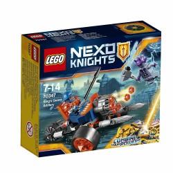 LEGO 70347 NEXO KNIGHTS ARTIGLIERIA DELLA GUARDIA REALE 2017