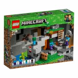 LEGO MINECRAFT 21141 La caverna dello Zombie MAR - 2018