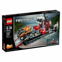 LEGO 42076 TECHNIC HOVERCRAFT - 2018 - con scatola leggermente rovinata