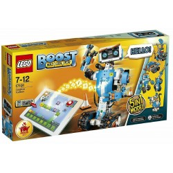 LEGO 17101 BOOST CREATIVE TOOLBOX ROBOTTINO LUG 2017