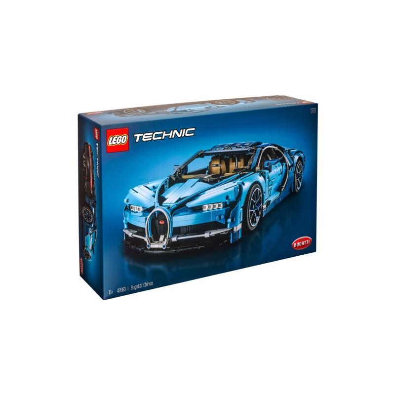 LEGO TECHNIC 42083 BUGATTI CHIRON AGO- 2018