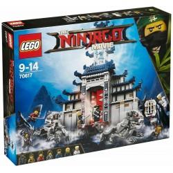 LEGO 70617 NINJAGO Temple of the Ultimate Ultimate Weapon SET 2017