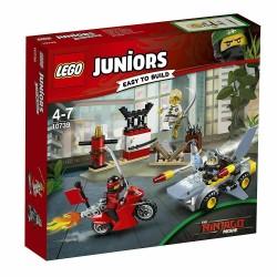 LEGO 10739 JUNIORS NINJAGO Shark Attack SET 2017