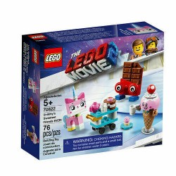LEGO 70822 THE MOVIE 2 GLI AMICI DI UNIKITTY PIÙ DOLCI DI SEMPRE! GEN 2019