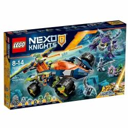 LEGO 70355 NEXO KNIGHTS – SCALAROCCE DI AARON GIU 2017