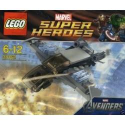 LEGO 30162 MARVEL SUPER HEROES AVENGERS QUINJET POLYBAG