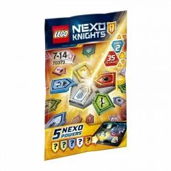 LEGO NEXO KNIGHTS 70373 COMBO NEXO POWERS WAVE 2 GIU 2017 BUSTINA SCUDI