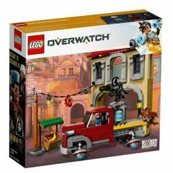 LEGO OVERWATCH 75972 RESA DEI CONTI A EL DORADO