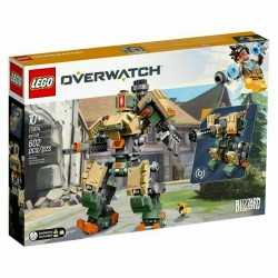 LEGO OVERWATCH 75974 BASTION 2019