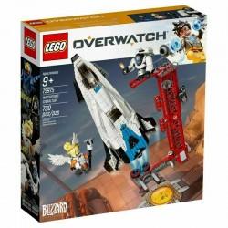 LEGO OVERWATCH 75975 OSSERVATORIO: GIBILTERRA